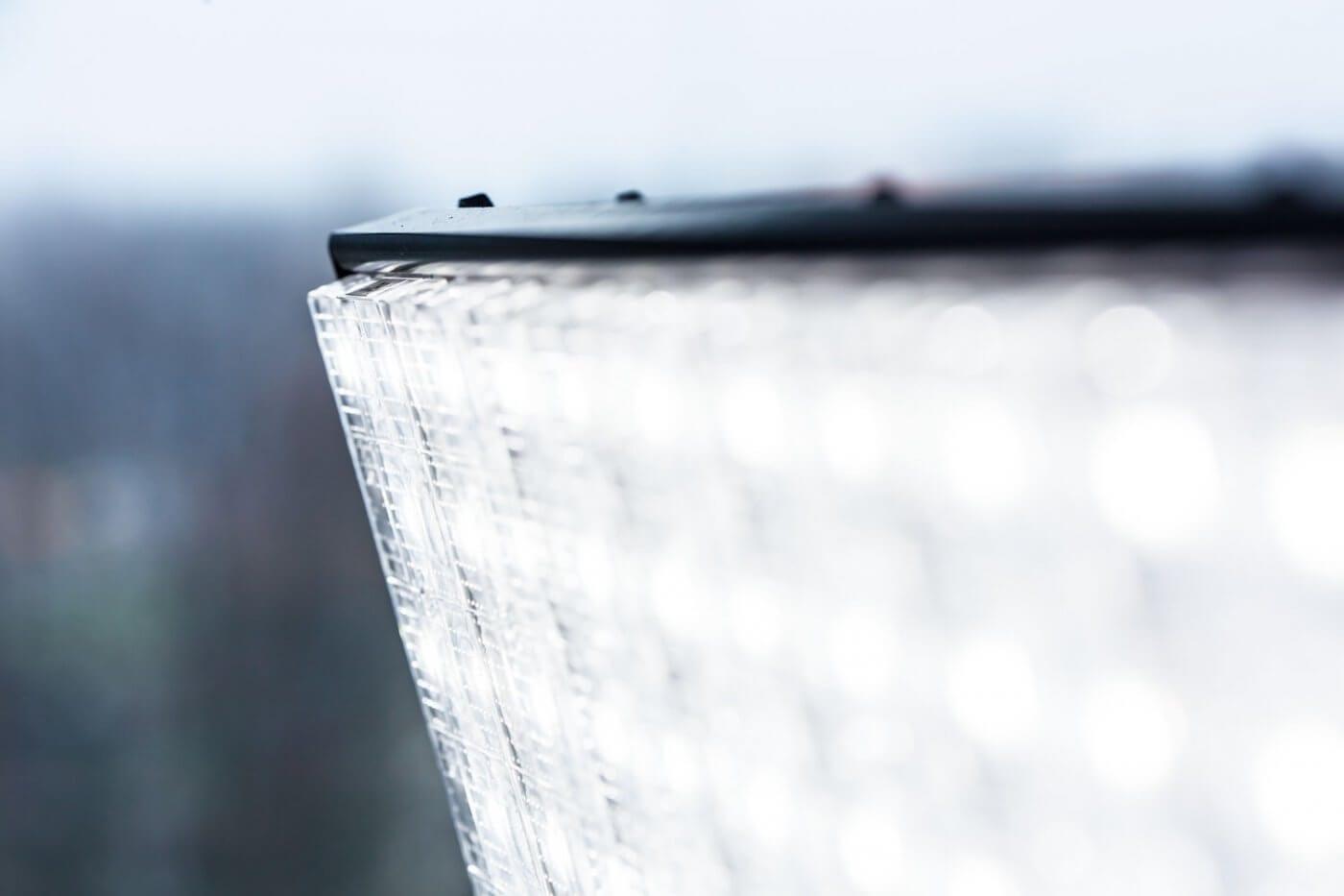 led lamp akurat close-up